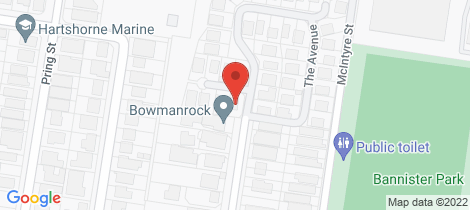 Location map for 29/40 Blaikie Street Hendra