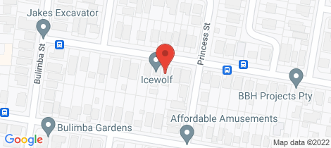 Location map for 27 Henderson Street Bulimba