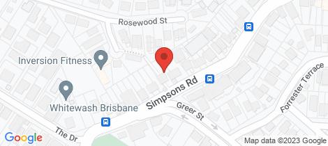 Location map for 49 Simpsons Road Bardon