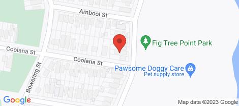 Location map for 769 Esplanade Lota