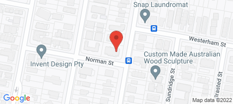 Location map for 95 Whitmore Street Taringa