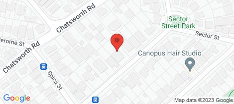 Location map for 49 Buena Vista Avenue Coorparoo