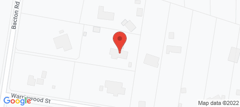 Location map for 74 Bacton Road Chandler