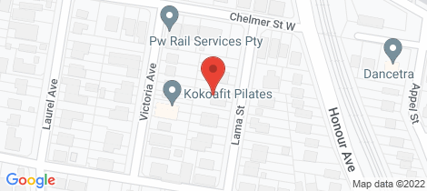 Location map for 17 Lama Street Chelmer