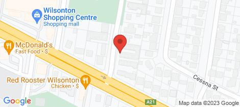 Location map for 7/66 Tara Street Wilsonton
