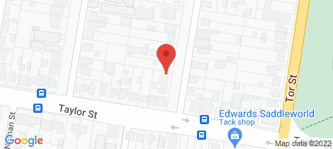 Location map for 13 Berry Street Wilsonton