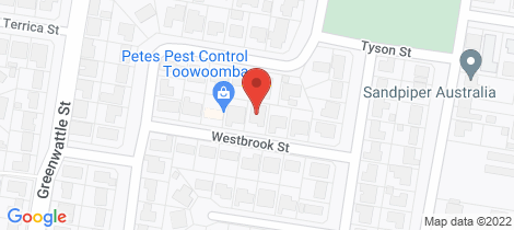 Location map for 7 Westbrook Street Newtown
