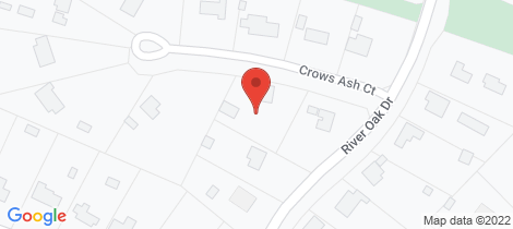 Location map for 8-14 Crows Ash Court Jimboomba