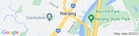 how to get to 123 nerang st southport