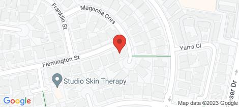 Location map for 2/56 Flemington Street Banora Point