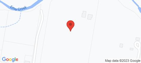 Location map for 41 Azalea Street Emu Vale