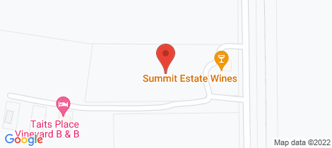 Location map for 291 Granite Belt Drive Thulimbah