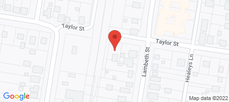 Location map for 71 Taylor Street Glen Innes