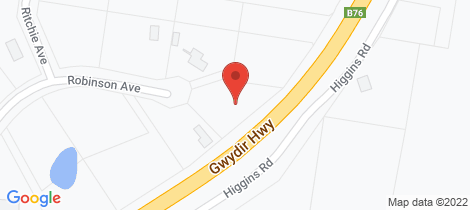 Location map for 39 Robinson Avenue Glen Innes