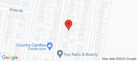 Location map for 5/9 Pitt Street Glen Innes