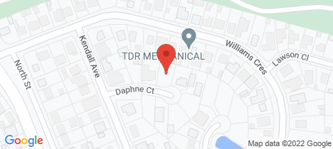 Location map for 3 Daphne Court Wooli
