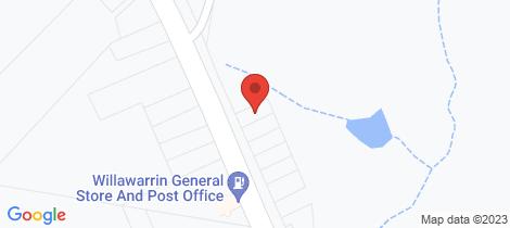 Location map for 47 Main Street Willawarrin