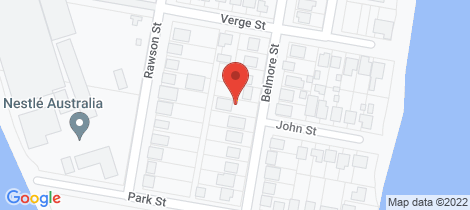 Location map for 67 Belmore Street Smithtown