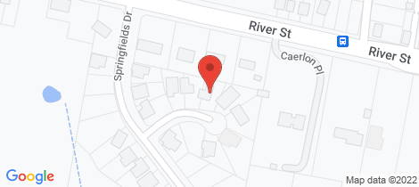 Location map for 4 Harold Hughes Greenhill