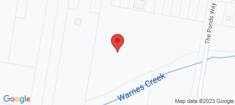 Location map for 150 Sherwood Road Aldavilla