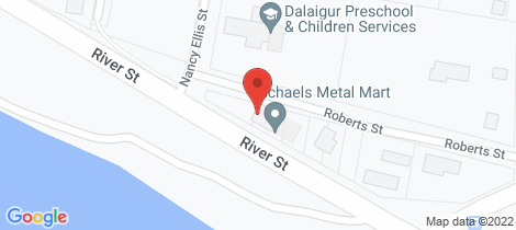 Location map for 259 River Street Greenhill