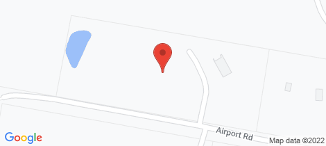 Location map for 35-43 Airport Road Aldavilla