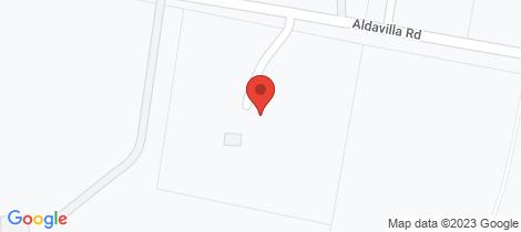 Location map for 183 Aldavilla Road Aldavilla
