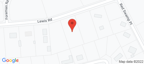 Location map for Lot 65/50 Lewis York