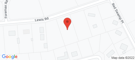 Location map for 50 Lewis Road York