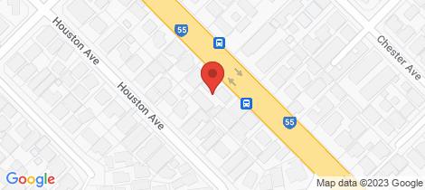 Location map for 319C Grand Promenade Dianella