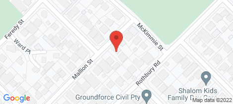 Location map for 20 Mallion Street Embleton