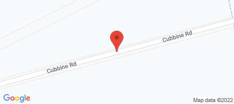 Location map for 21109 Cubbine Road Kauring, York