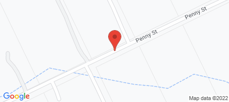Location map for 9 PENNY STREET, York