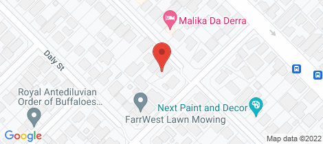 Location map for 48A Williamson Ave Belmont