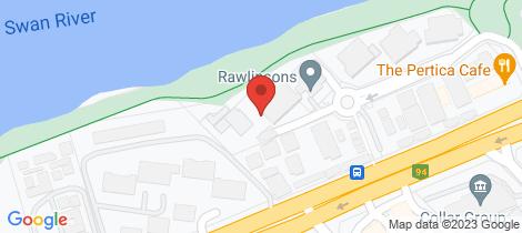 Location map for 49/18 Tanunda Drive Rivervale