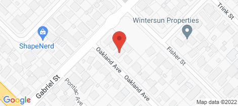 Location map for 2/5 Oakland Avenue Cloverdale