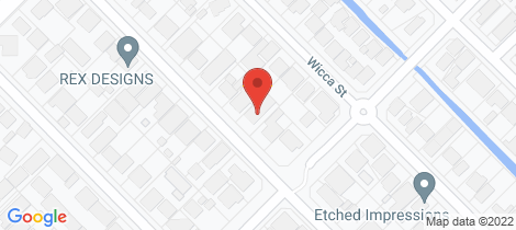 Location map for 219 Acton Avenue Rivervale