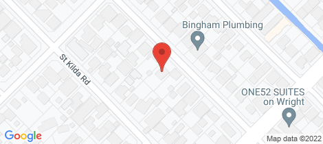 Location map for 246 Acton Avenue Kewdale