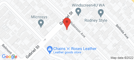 Location map for 284 Robinson Avenue Cloverdale
