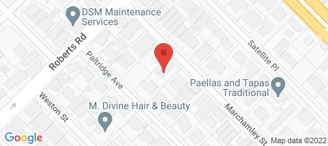 Location map for 9B Marchamley Street Carlisle