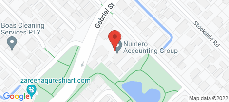 Location map for 21/294 Knutsford Avenue Kewdale
