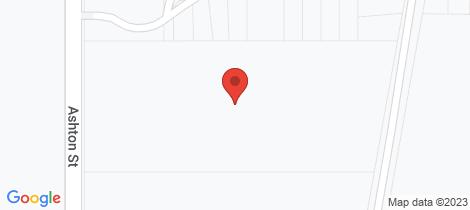 Location map for Lot 17 Ashton Street Quairading
