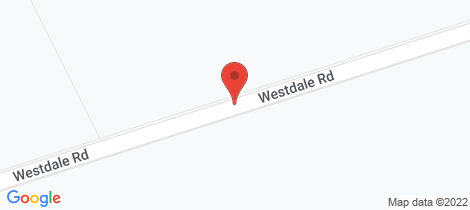 Location map for 101 WEST DALE ROAD Beverley