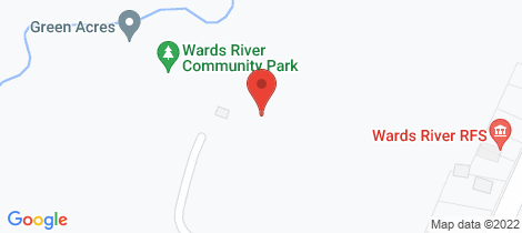 Location map for 24A The Bucketts Way Wards River