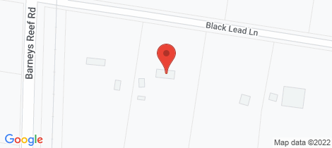Location map for 97 Black Lead Lane Gulgong