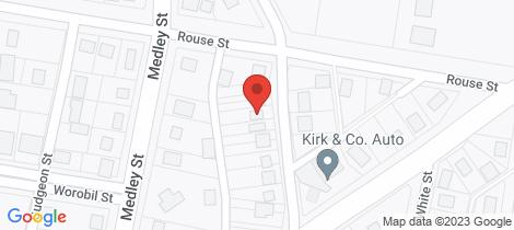 Location map for 14 Herbert Street Gulgong