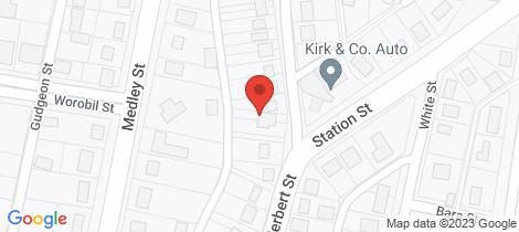 Location map for 26 Herbert Street Gulgong