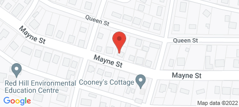 Location map for 54 Mayne Street Gulgong