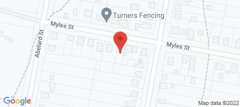 Location map for 46 Myles Street Dungog