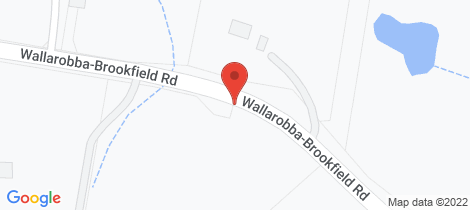 Location map for 226 Wallarobba Clarence Town